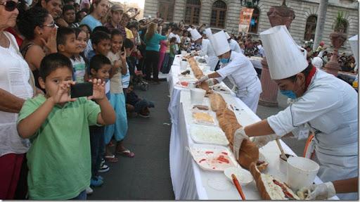 Alumnos de Sugar  y otras escuelas participaron