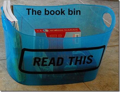 the book bin summer reading