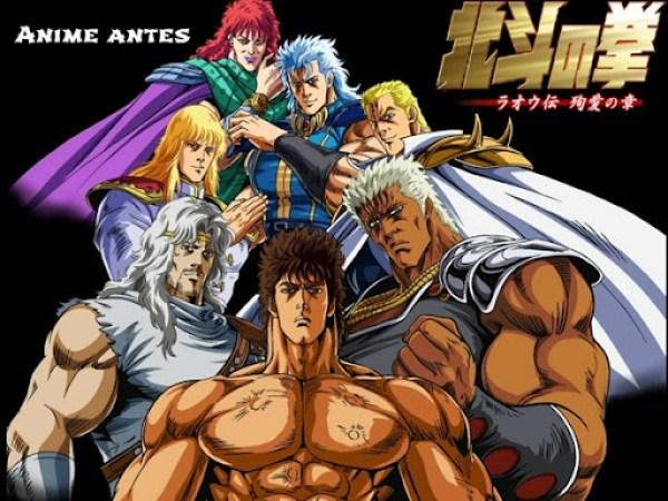 Anime antes