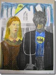American Gothic - Batman