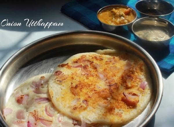 Onion Utthappam2