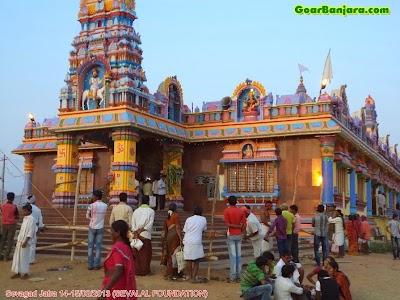 Sevagad Temple, Sevagad, A.P.