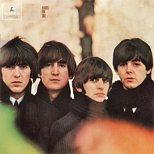 Beatles For Sale- The Beatles