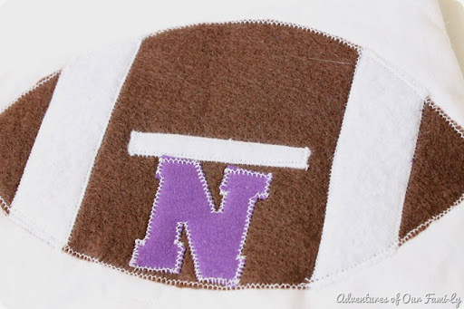 northwestern football felt