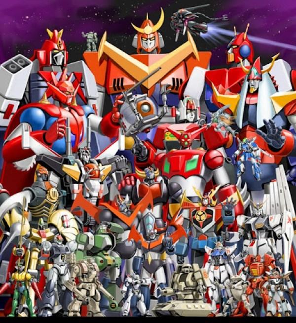 Super Robots 2