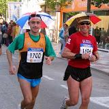 XVI Mitja Marató Internacional Vila de Santa Pola (23-Enero-2005)