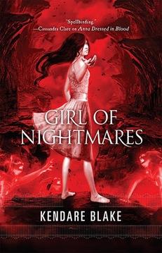 blake - Girl Of Nightmares