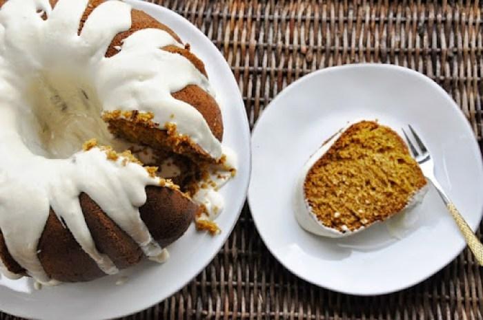 pumpkin bundt cake (10)