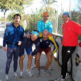 De regreso de la Serragrossa (13-Enero-2008)