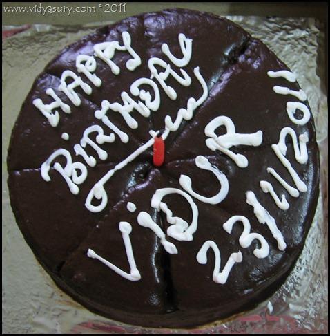 Vidur Sury Cake
