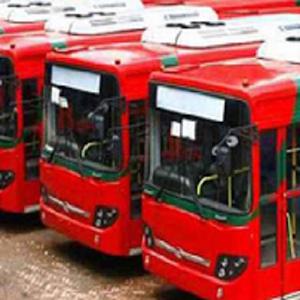 Dhaka City Bus