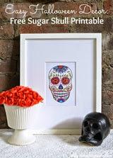 Hello Little Home Sugar Skull