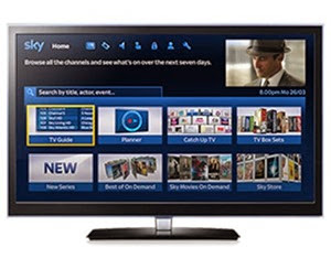 New Sky-Box 'Home Page' - April 2014