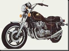Honda CB900C 82 1