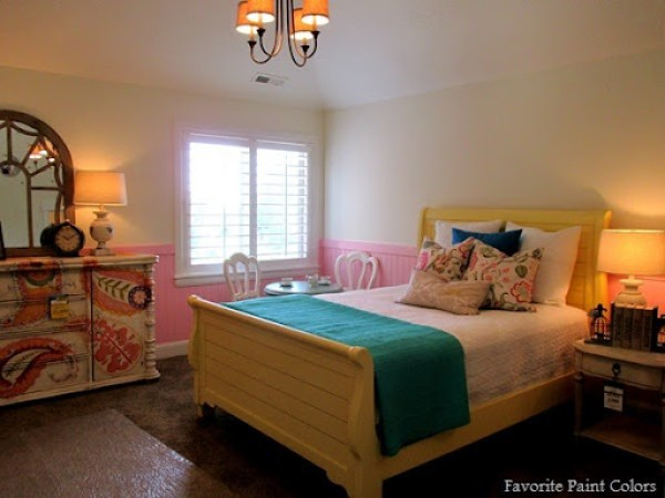 Favorite Paint Colors - kids bedroom ideas