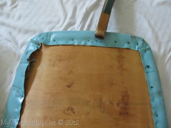 vintage metal rocking chair (9)