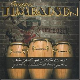 Grupo Tumbaoson - Tumbaoson 2012 Front