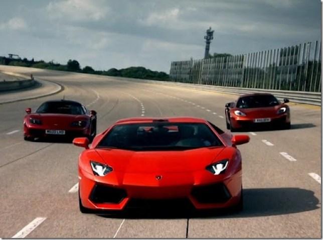 Top Gear (S18E01) – Qual o melhor superesportivo da atualidade?