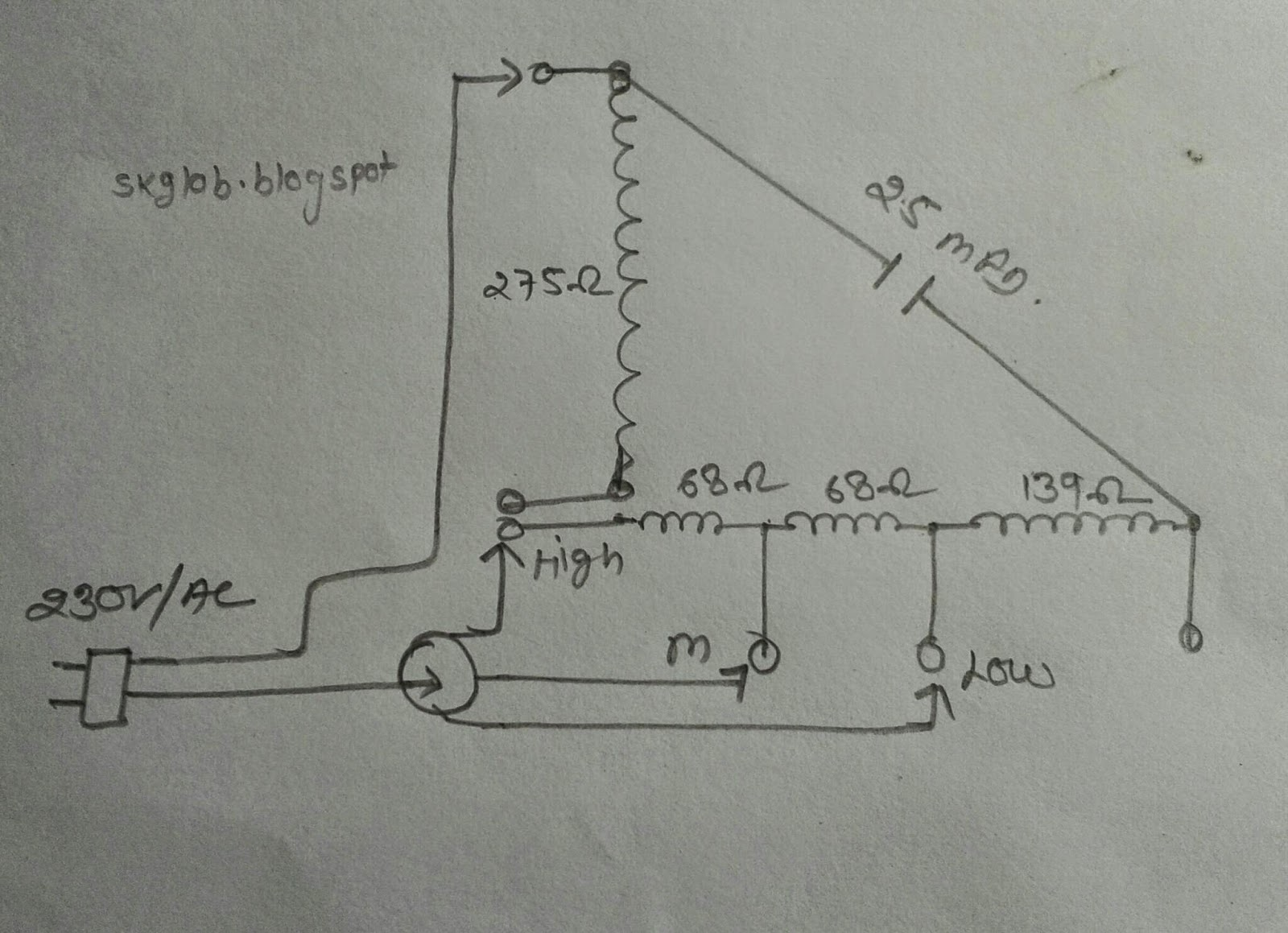 electric electronics project