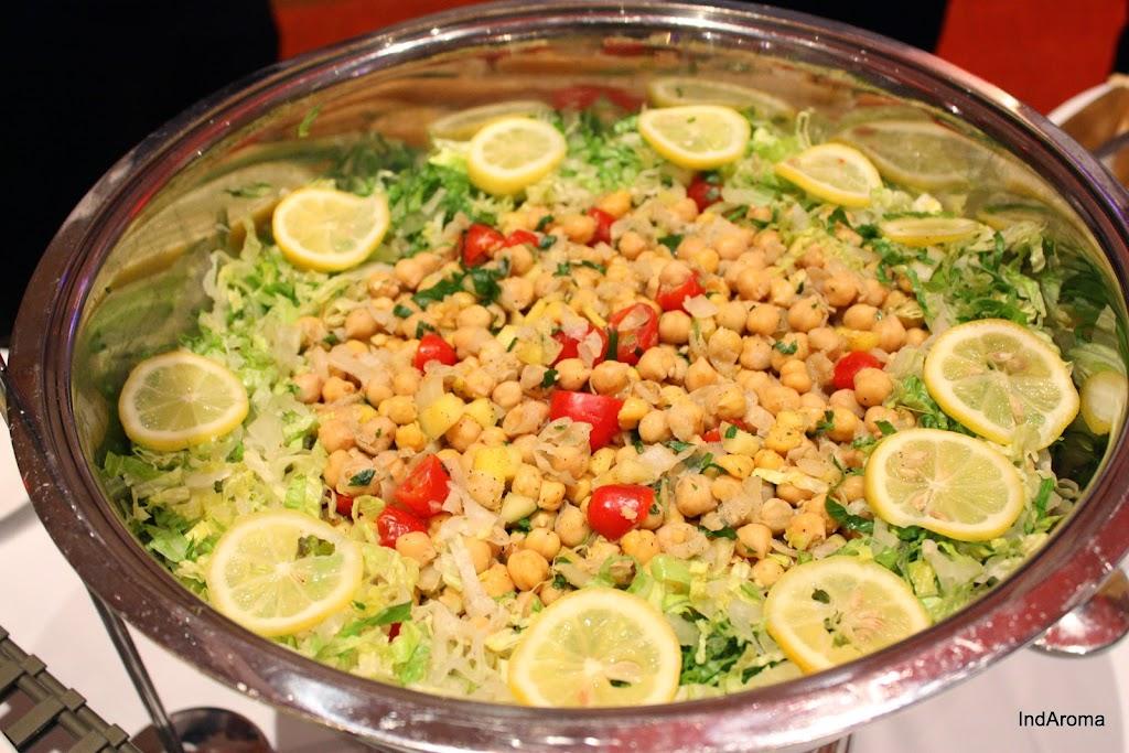 Salads - Mango Chickpea
