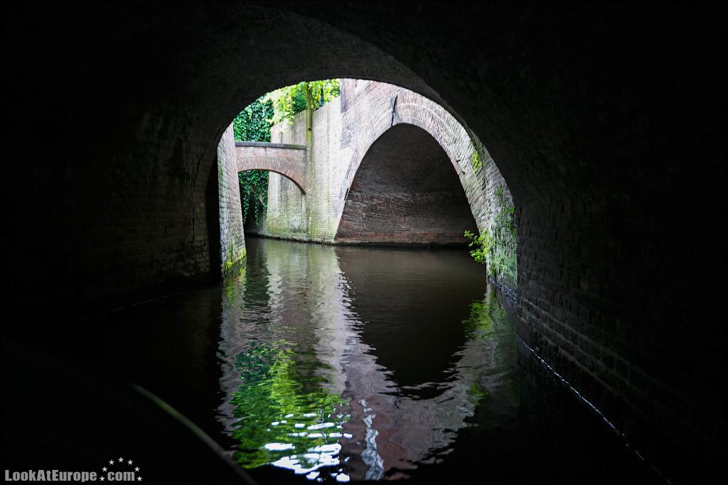 Евротур. В голландской гондоле по средневековым подземельям
