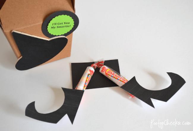 Halloween Teacher Treat - I'll Get You My Smartie!