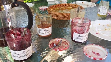 a shortage of jam!