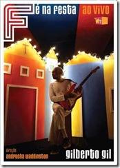 DVD - Fe na Festa - Ao Vivo - Gilberto Gil