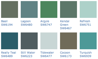 Sherwin-Williams-ColorMix-2012-Greens