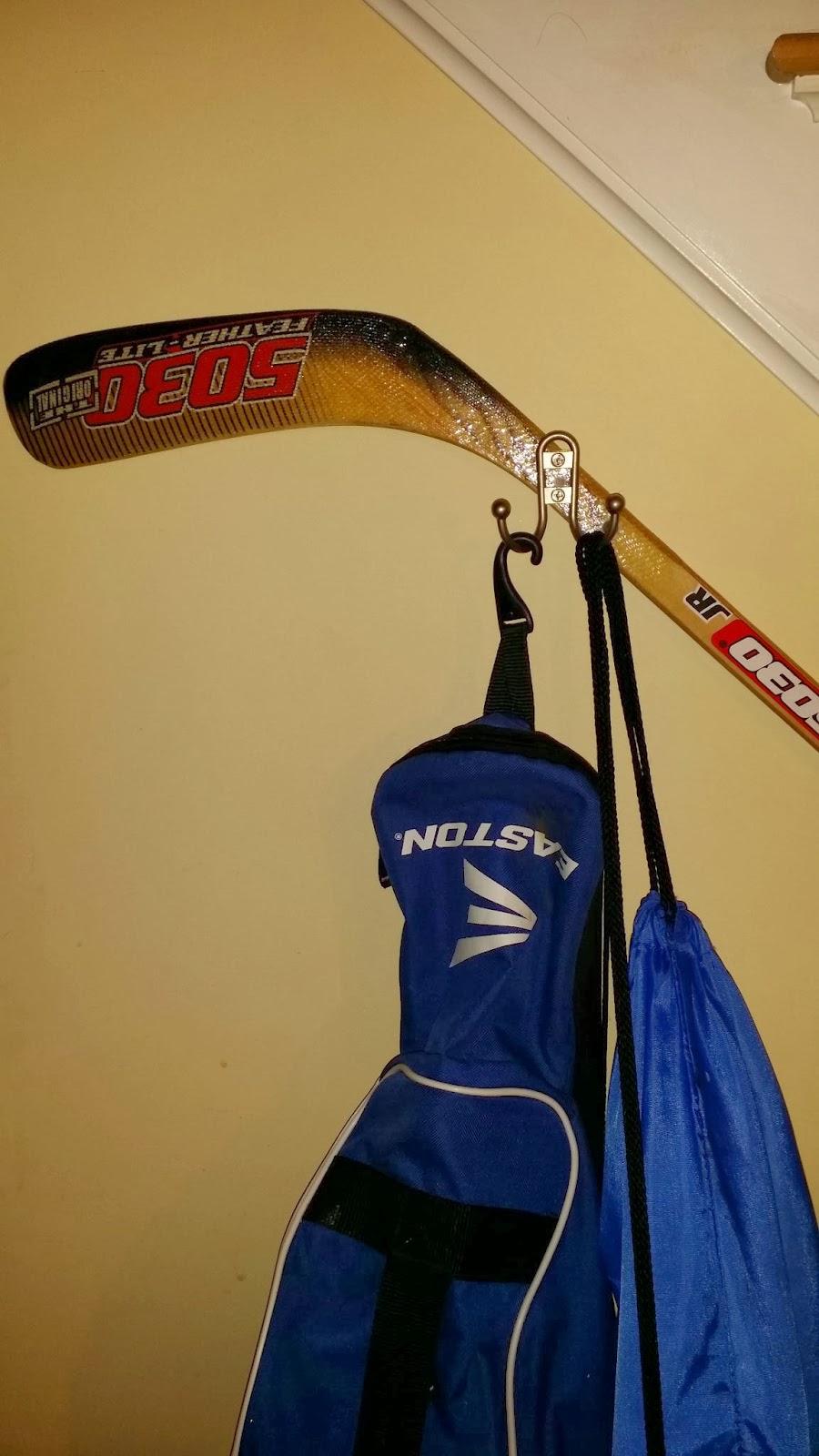 My Everything Hockey Racks