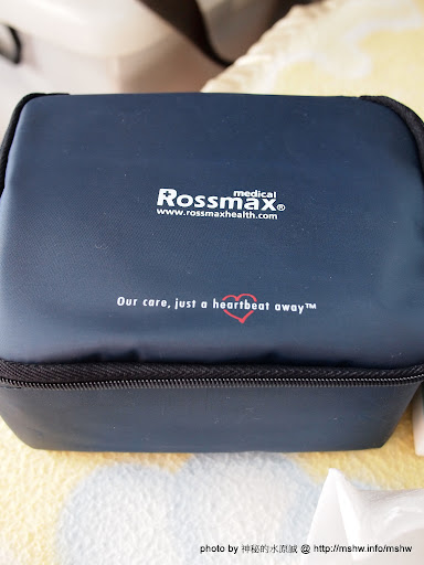 不能上網賣的台灣精品XD ~ ROSSMAX MG150f 優盛電子血壓計:開箱篇 3C/資訊/通訊/網路 新聞與政治 硬體 開箱