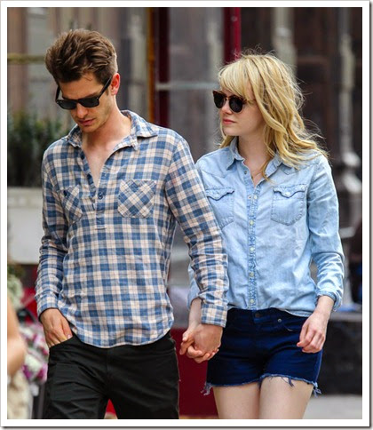 Emma Stone Andrew Garfield Emma Stone Take eYN0OozP9QWl
