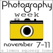 Photography Week Button, Mustard 2