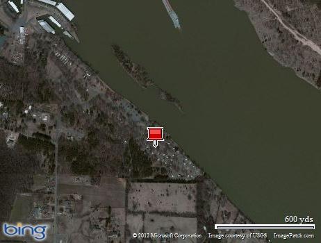 Our site at Maumelle Park, Little Rock, AR