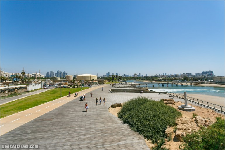 LookAtIsrael.com - Маяк Тель Авива   Tel Aviv Lighthouse