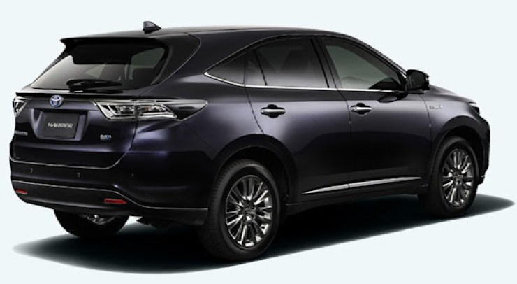 toyota-harrier-lexus-rx-preview-4-1374760452