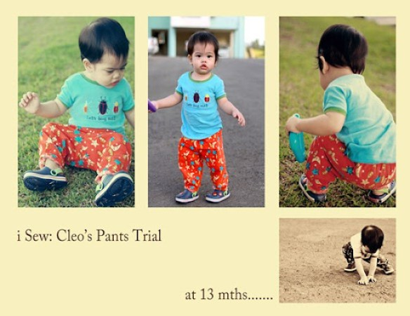 Cleo's Pants