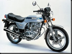Honda CB400N 78 2