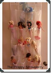 barbie storage