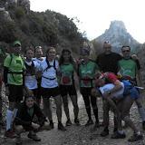 Media Maratón de montaña en Confrides (1-Noviembre-2011)