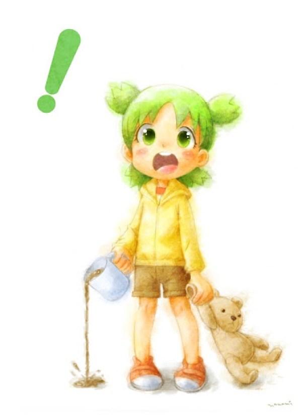 Yotsuba surprised