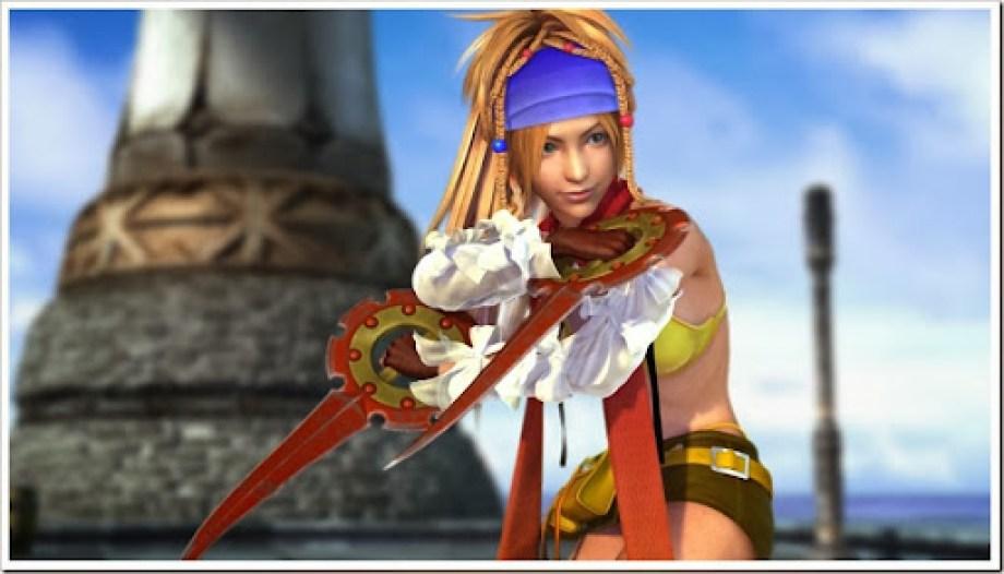 Final Fantasy X - X-2 HD Collector Edition 04