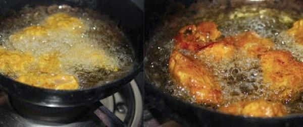 Chilli Chicken step3