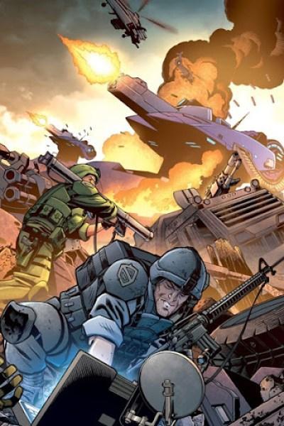 End of Nations Comics