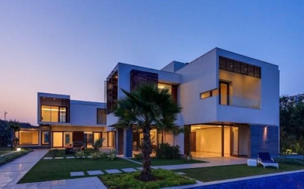 casa de arquitectura contemporanea Casa E4 DADA Partners