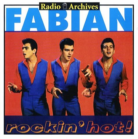 Rockin' Hot - Fabian - Front