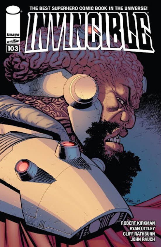 Invincible #103 - página 1