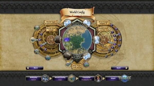 Warlock Master of Arcane