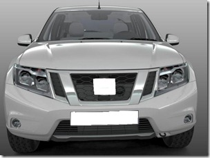 Nissan-Duster-version-front - Cópia