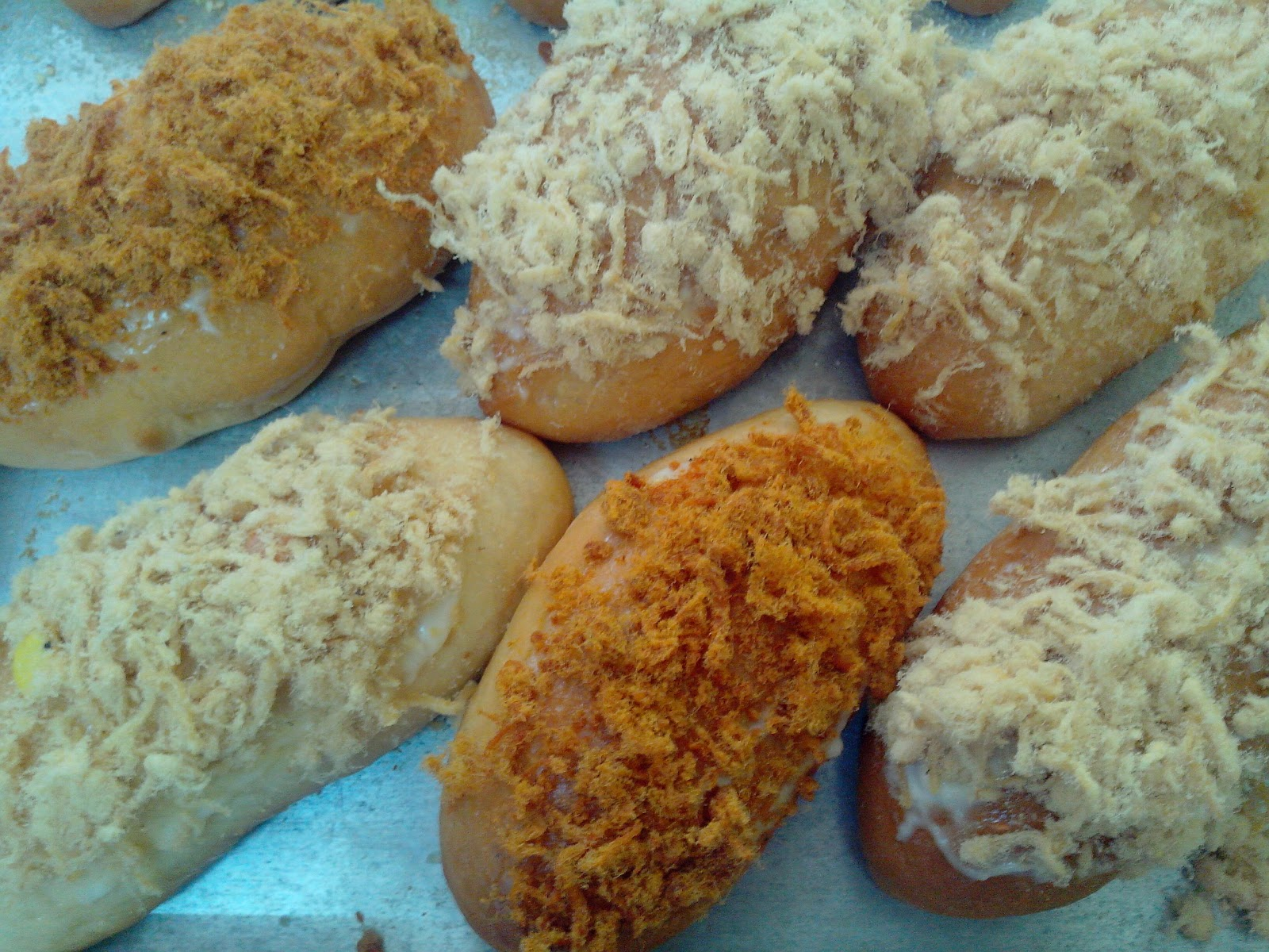 Buns Roti Manis Mamalleesya Special Delicious